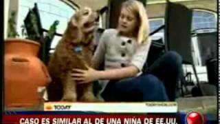 Extraño mal afecta a niña de Curicó (Chilevisión Noticias - Chilevisión)
