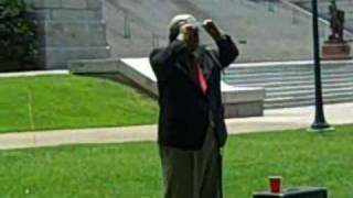 Kirk Lyons - Columbia Confederate Flag Rally, June 26 (Part 1)