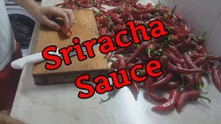 Sriracha Sauce Шрирача Суперострый тайский соус