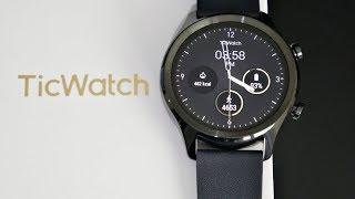 Mobvoi TicWatch C2 Smartwatch - Google WearOS - AMOLED