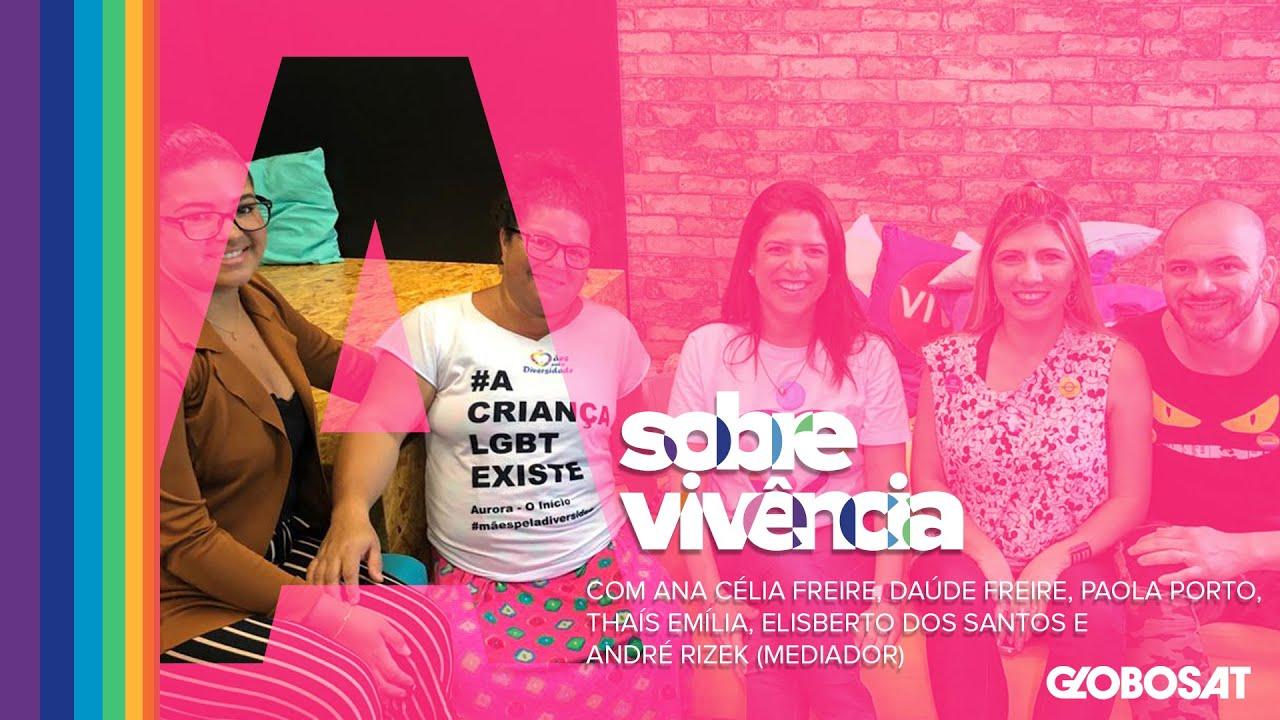 EP 08 | Sobre Vivência | Mães pela Diversidade e André Rizek