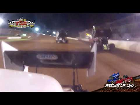 #29 Jeff Oliver - USCS Outlaw Sprint Cars - 5-31-18 Talladega Short Track- In Car Camera