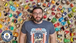 Largest collection of Funko Pops - Guinness World Records