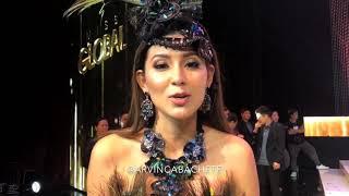 Miss Global Ecuador Dayanna Mendez' greetings for her fellow Ecuadorian people