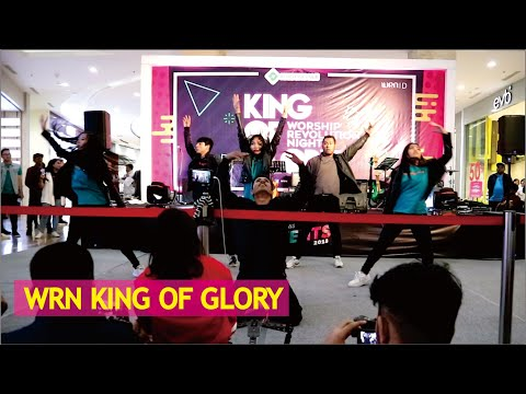 WRN KING OF GLORY || 7th Generation INDONESIA Live Performance