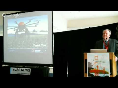 The Small Unmanned Systems Business Expo 2014 Day 1
