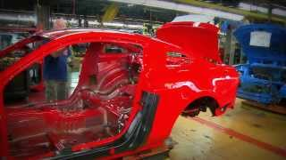 2013 Ford Mustang Flat Rock Assembly Plant