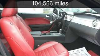 2006 Ford Mustang GT Deluxe Used Cars - Terrell,Texas - 2014-02-04