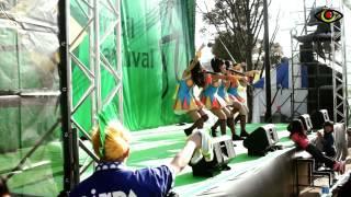 リンダⅢ世 live at Odaiba - Linda Sansei ao vivo em Odaiba.