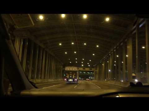 Driving from Shenzhen to Hong Kong, April 13, 2017