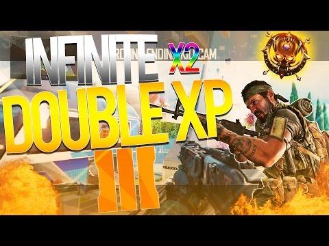 INFINITE DOUBLE XP! BO3 Master Prestige Quick! (Black Ops 3 Unlimited Double XP Weekend)