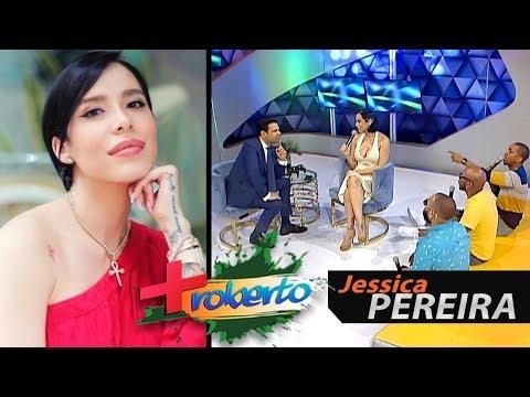 Jessica Pereira calienta