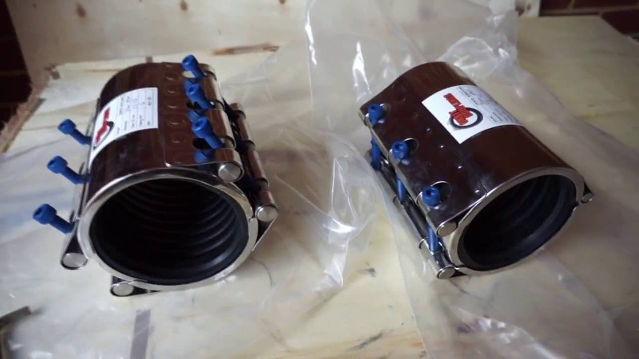 P Pipe Replacement : Pipe repair solutions with clamps http orbitcouplings