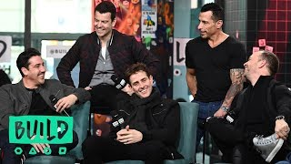 New Kids on the Block Share Their First Impressions Of Each Other