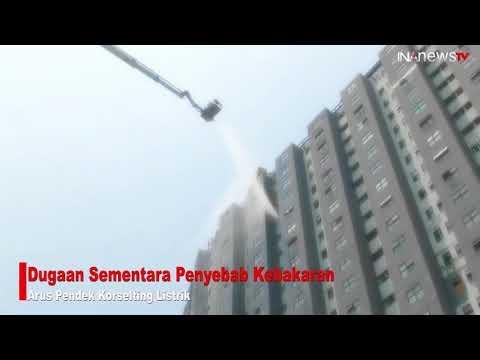 Apartemen Laguna Pluit Kebakaran, Penghuni Melnyelamatkan Diri Lewat Tangga Darurat Mp3