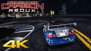 NFS Carbon REDUX | Ultimate Cars & Graphics Mod in 4K