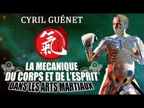 SELF DEFENSE - Biomécanique du corps / Cyril Guénet - MOUROUX