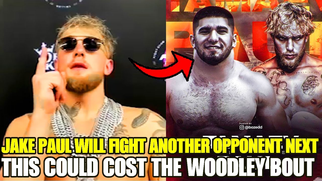 Jake Paul could face Hasbulla's manager instead of Tyron Woodley next, Nick Diaz returns to the UFC!