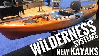 Wilderness Systems - New Tarpon Series, Patrol, & Recon Pedal Kayak