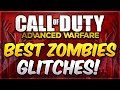 Advanced Warfare Zombies Glitches - BEST OUTBREAK ZOMBIES GLITCHES! (AW Exo Zombie Glitch Montage)