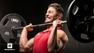 Boulder Shoulders Workout   Flex Tuesday with Trainer Mike