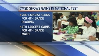 Cleveland Metropolitan School District shows significant gains in national test