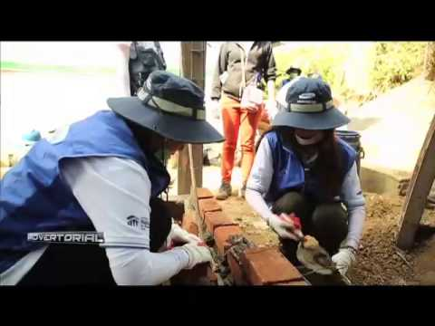 Samsung C&T and Habitat for Humanity Indonesia Pasirhalang Project - Metro TV