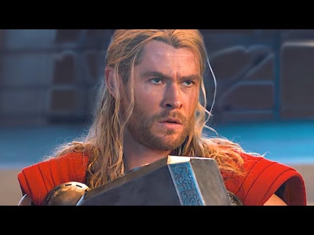 Heres How Captain America Could Lift Thors Hammer In Endgame
