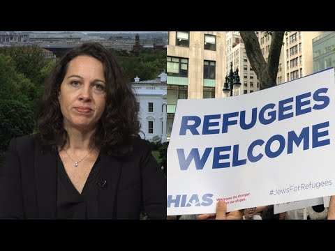 """""""We Stand with You"""": HIAS Responds to Synagogue Massacre with Message of Hope for Refugees"""