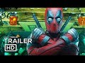 DEADPOOL 2 Official Trailer 3 2018 Marvel Superhero Movie HD mp3