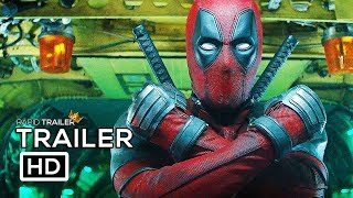 DEADPOOL 2 Official Trailer #3 (2018) Marvel Superhero Movie HD