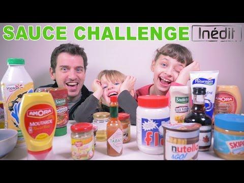 UN CHALLENGE INEDIT A NOTRE SAUCE 100% FUN • SAUCE CHALLENGE EN FAMILLE ! :) - Studio Bubble Tea