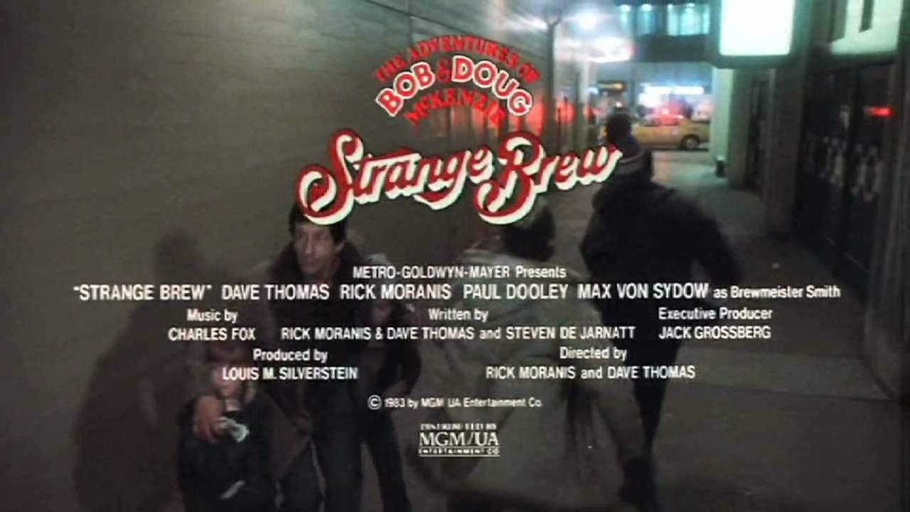 Strange Brew Theatrical Trailer HD