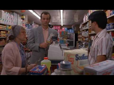 Quick Change - money problem Bill Murray Philip Bosco