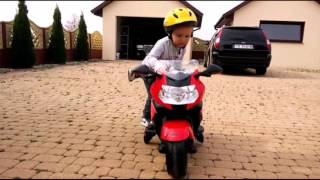 BMW K 1300S Kids Bike - Wall Touch