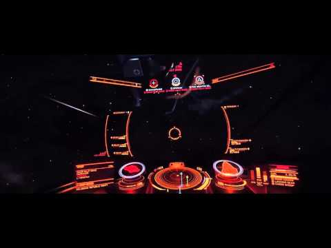Viper Vs Asp Python FDL Cobra (The Negative Zone, Sporaak, Invalid Name, Unknown) - Elite Dangerous