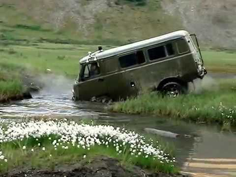 """UAZ - 452 ! УАЗ """"БуханкА"""" 4х4 !!! Выбираемся!!! OFF-ROAD ! Смотреть !!!"""
