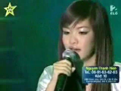 Megasztár 4 - Nguyen Thanh Hien (14 yrs) - If I aint got ...
