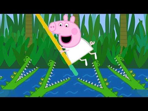 Мультфильм свинка пеппа мультик свинка пеппа