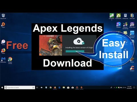 How To Download APEX Legends- How To Download ApeX Legends On PC (Not Fortnite Download) Beginners