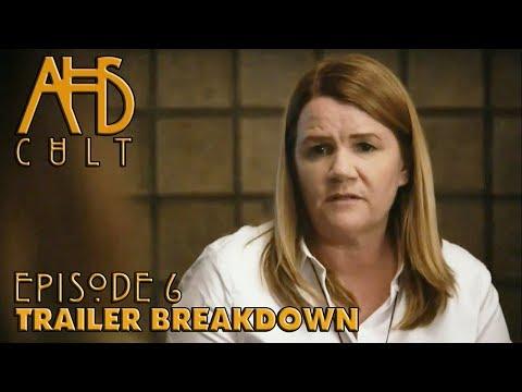 American Horror Story Cult Episode 6    BREAKDOWN!!! Mare Winningham Returns
