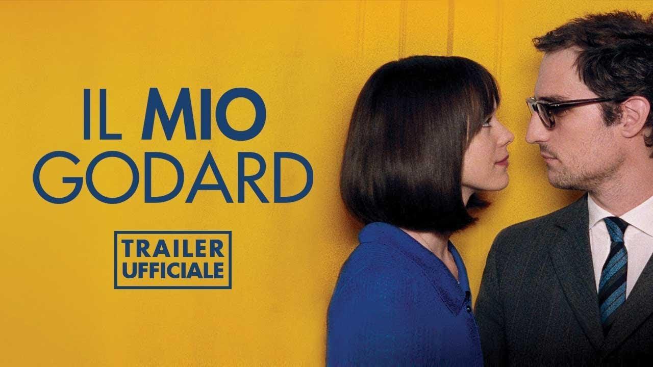 Il Mio Godard | Trailer Ufficiale Italiano - YouTube