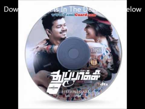 Thuppaki MP3 Free Download All Songs 320 KBPS TAMIL