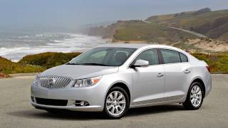 2012 Buick LaCrosse eAssist Review: The Slybrid of Hybrids