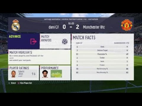 Playing Right FIFA 18 Daily knockout tournament#2