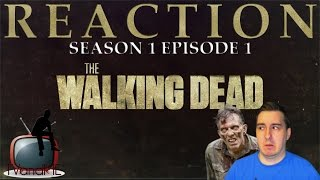 The Walking Dead S01E01 'Days Gone Bye' Reaction/Review