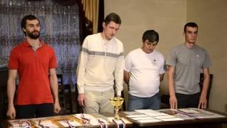Закрытие рейтингового турнира Теберда 2013