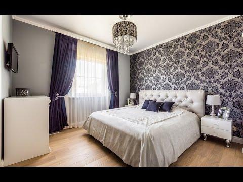 Интерьер Спальни в Современном Стиле 2017 / Bedroom interior in modern style /Schlafzimmer Interieur