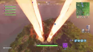 WE LIVE  FORTNITE TRYING TO GET DUE WIN GAME PLAY PS4]