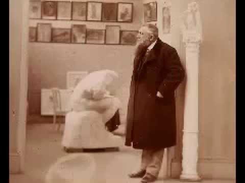 Paris 1900 Conférence 9 Rodin en 1900